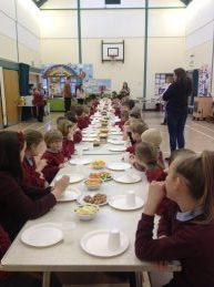 Whole School Tea Party