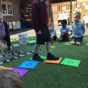 Exploring coding outside