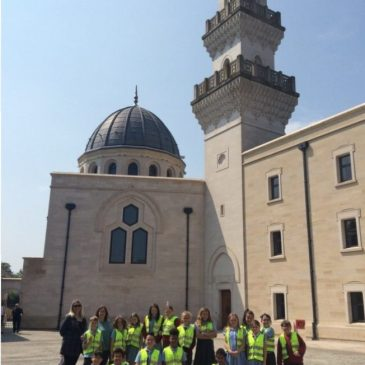 Maple Class visit to the Mosque