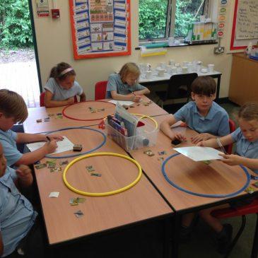 Venn/Sorting diagrams in science!