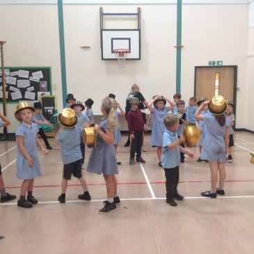 Poplar Class in the Merry Old Land of Oz