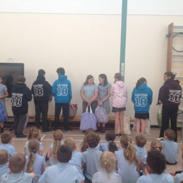Year 6 Leaver's Assembly