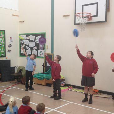 Circus Skills Assembly