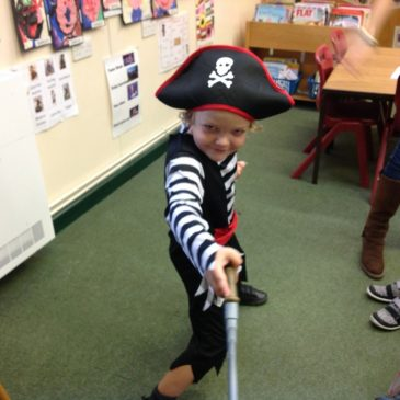 Pirate Day – Poplar Class
