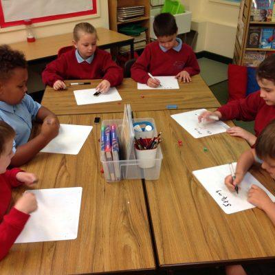 Reasoning in maths