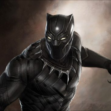 Vijay's writing – inspired by Black Panther