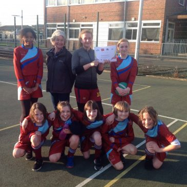 High 5 Netball Competition