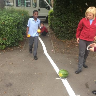 Creating a model of the Solar System – Maple Class