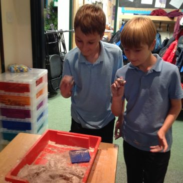 Making Craters – Maple Class