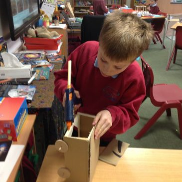 Building Mars Rovers in Maple
