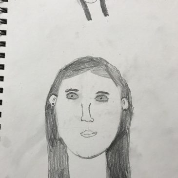 Sketching faces in Maple Class