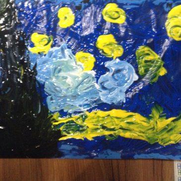 Starry Night paintings