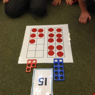 Exploring numbers to 20