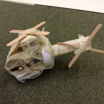 Oak's junk model flying machines