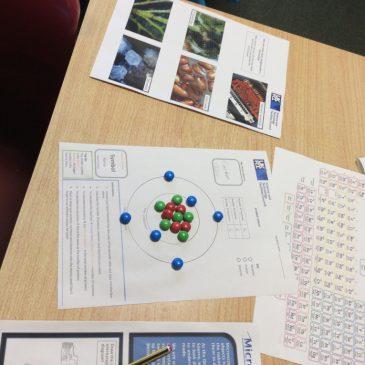 Edible Atom Workshop – Maple