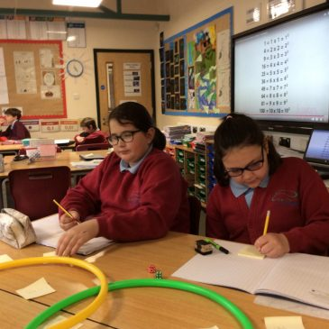 Square Numbers – Maple Class